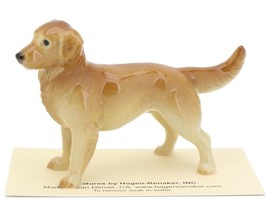 Hagen Renaker Miniature Dog Golden Retriever Papa Ceramic Figurine