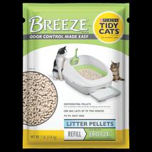Purina Tidy Cats Breeze Pellets Refill Cat Litter, 7-lb - $26.89