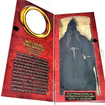 Toy Biz Lord of the Rings Two Towers Witchking Ringwraith Figure 81194 - $29.88
