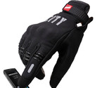 Gloves Bike Touch Screen Cycling Finger Full Bicycle Winter Motorcycle Racing