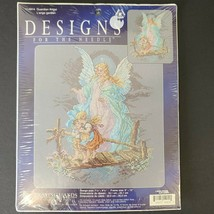 Leisure Arts Designs for the Needle Guardian Angel 114914 Cross Stitch Kit - $12.61
