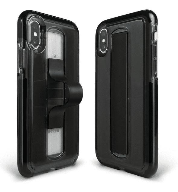 BodyGuardz Apple iPhone XS Max SlideVue Case - Smoke Black NEW