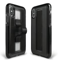 BodyGuardz Apple iPhone XS Max SlideVue Case - Smoke Black NEW image 1