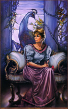 Beauty figure Art oil painting printed on canvas home decor Memories - $28.99