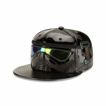 New Era 59Fifty Cap Star Wars Death Trooper Fitted Hat 11380702 Black 7 ... - $27.96