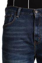 Levi's 505 Men's Classic Regular Fit Stretch Denim Stonewash Shorts 345050158 image 3