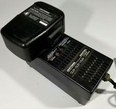 Craftsman 12.0V- 13.2V- 14.4V 1 Hour Quick Battery Charger + 13.2 Battery - $51.98