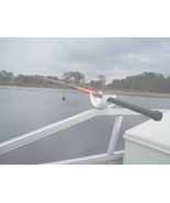 "Katydid Single Bay ""Spider"" Fishing Rod Holders for Pontoons, Boats or D... - $8.99"