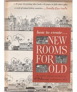 How to Create New Rooms for Old Celanese Mid Century Vintage Decorating ... - $49.49