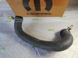 New Oem Factory Mopar Radiator Coolant Hose Lower 5005314AA Ships Today - $36.33