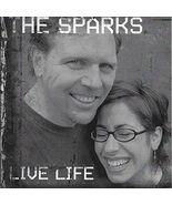 Live Life by The Sparks (CD, 2001) - $11.95