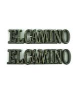 1978-87 Chevy El Camino Finder Emblems OEM - $65.42