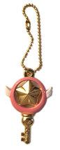 """Cardcaptor Sakura """"Star Key"""" Anime Phone Charm / Keychain * Card Captor - $4.88"""