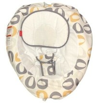 Fisher Price See & Soothe Deluxe Bouncer REPLACEMENT cloth seat cover - $24.70