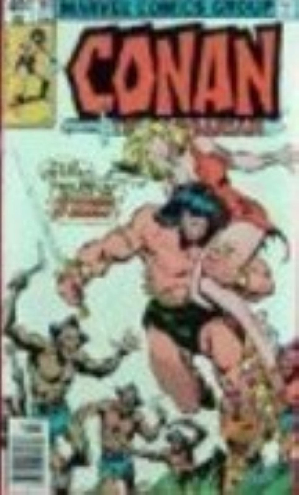 108 Conan The Barbarian Jan 01, 1979 Marvel Comics Group