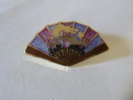 Disney Trading Pins  140428 Loungefly - Mulan Reflection - Fan - $9.50