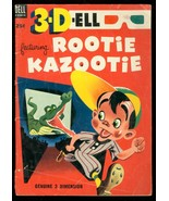 3-DELL #1 1953- DELL COMICS-ROOTIE KAZOOTIE-GATOR COVER VG - $94.58