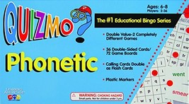 Learning Advantage 8210 QUIZMO Phonetic Card - $24.78