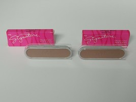 Mary Kay Signature Cheek Color Burnished Bronze 8900 Lot of 2 - $16.01