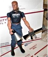 G.I. JOE 12 inch - POLICE OFFICER - $13.00