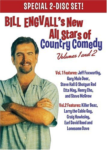Bill Engvall's New All Stars Of Country Comedy, Vol. 1 and 2 (DVD)
