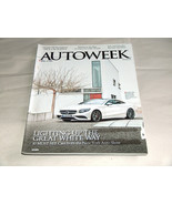 Autoweek April 2014 Car Truck Magazine Mercedes Benz S63 AMG Coupe 577hp... - $9.08