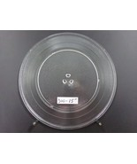 "15"" (180) MICROWAVE GLASS TURNTABLE PLATE TRAY CAROUSEL - $23.70"