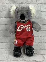 "Build A Bear Koala Bear Plush 16"" Stuffed Toy Cleveland Cavs Cavaliers U... - $16.66"