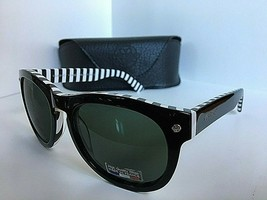 New VUARNET VL 1504 0001 Black Striped PX 3000 Sunglasses France - $119.99