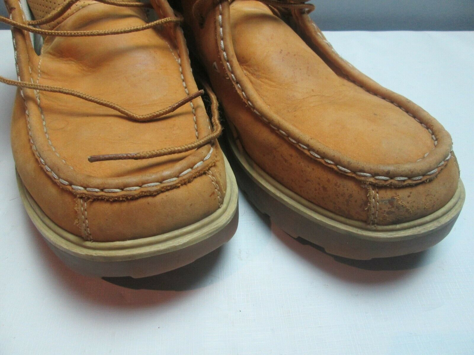 Timberland Leather Boots Size 12 Men Brown and 50 similar items