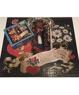 Charles Wysocki Americana puzzle Home Is My Sailor 1000 pc rare htf - $20.00