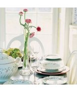 JOHNSON BROTHERS SUMMER CHINTZ 35 PC DINNER SET/4 FLORAL MADE IN ENGLA... - $944.75