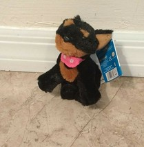 "Nintendo Nintendogs German Shepherd 5"" Plush Puppy Dog NO Sound NWT - $11.24"