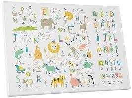 "Pingo World 0722Q9SYCUG ""Zoo Alphabet Animals II Children Kids"" Gallery ... - $43.51"