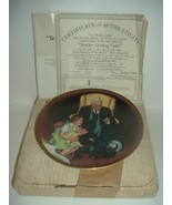 Edwin Knowles Norman Rockwell Tender Loving Care Ones We Love plate COA box - $18.99