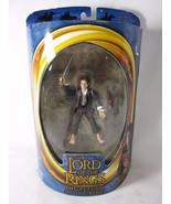 Bilbo Action Figure LORD OF THE RINGS Prologue Bilbo NEW LOTR Return of ... - $8.02