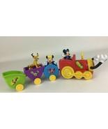 Disney Mickey Mouse Clubhouse Wobble Bobble Choo Choo Train Minnie 2013 ... - $29.35