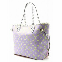 Louis Vuitton Neverfull Tote Bag MM Pink Monogram M44588 R - $3,554.10