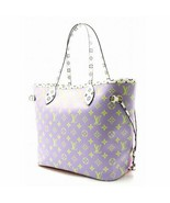 Louis Vuitton Neverfull Tote Bag MM Pink Monogram M44588 R - $3,554.10