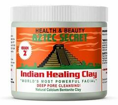 Aztec Secret - Indian Healing Clay Deep Pore Cleansing Facial & Body Mask - $14.92+