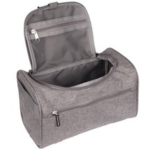 TravelMore Hanging Travel Toiletry Bag Organizer Bathroom Hygiene Dopp K... - $15.16