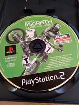 Sony PS2 Jeremy McGrath Supercross World image 3