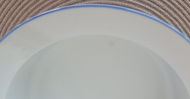 Dansk International Designs Japan Epoch Blue Round Serving Bowl Stoneware - $24.99