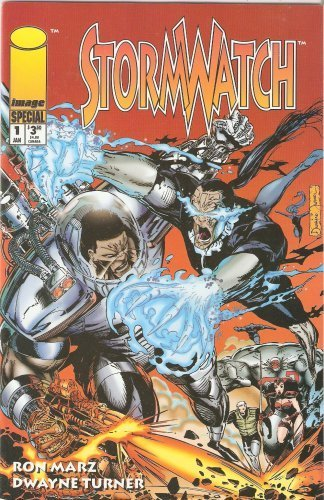 Stormwatch Special #1 January 1994 [Comic] [Jan 01, 1994] Ron Marz and Dwayne Tu