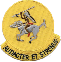 """3.5"""" Army 322ND Cavalry Regiment Embroidered Patch - $16.24"""
