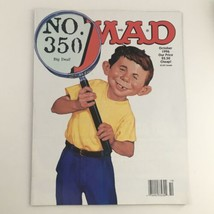 Mad Magazine October 1996 No. 350 Neuman Magnifying Glass Very Fine VF 8.0 - $8.50