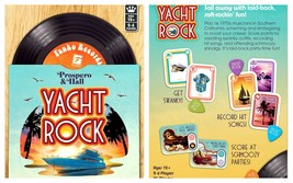 NEW SEALED 2021 Funko Yacht Rock Board Game  - $20.31