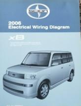 2006 Scion xB Xb Electrical Wiring Diagram Troubleshooting Manual EWD EV... - $49.45