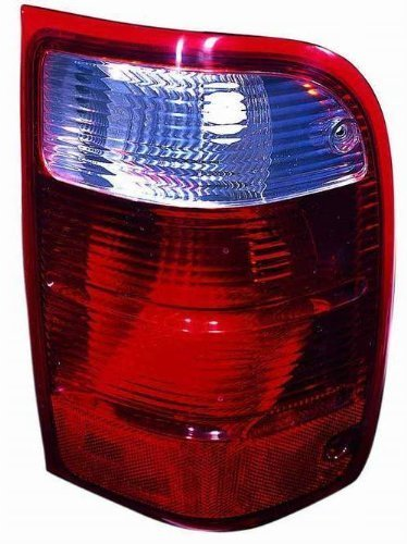 Primary image for Depo 330-1908R-UF Ford Ranger Passenger Side Tail Light Unit Style: Passenger Si