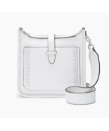 Rebecca Minkoff Mini Unlined Feed Bag Whipstitch, Optic White (HSP7EUWE01) - $99.00
